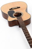 Western-Gitarre Sigma 000MC-1STE