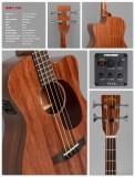 Akustik Bass Sigma BMC-15E