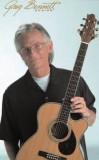 Halbresonanz-Gitarre Samick Greg Bennett Royale III transp. weinrot