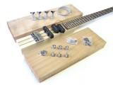 E-Bass-Bausatz/Bass Kit Base, mit durchgehenden Hals