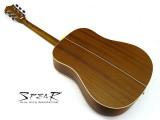 Western-Gitarre / Akustik-Gitarre Spear SD 70