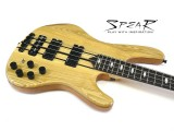 Spear Beatbass 4 Ash Top aktiv