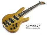 5-Saiter Spear Beatbass 5 Ash Top aktiv
