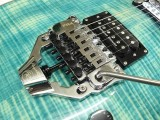 E-Gitarre SPEAR 10TH Anniversary Limited Edition Emerald Blue