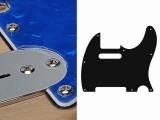 Pickguard II Blue Pearl 3-lagig