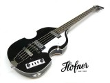 Höfner Ignition Schwarz Violin Bass / Beatles Bass