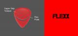 Wedgie Flexx Pick / Plektrum 1,0 mm