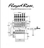 Floyd Rose Special chrome