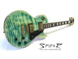 E-Gitarre SPEAR RD 250 Emerald Blue
