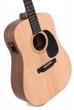 Western-Gitarre Sigma DME mit Pickup