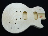 Body / Korpus MLP Linde Quilted Maple, unbehandelt