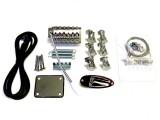 E-Gitarren-Bausatz/Guitar Kit MLS Sky Bird Ash