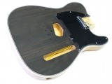 E-Gitarren-Bausatz/Guitar Kit MLT Blackwood Top P, Abalone Binding