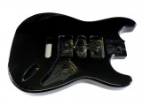 Korpus/Body I Basswood Black