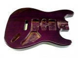 Korpus/Body I Esche transparent Purple