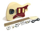 E-Gitarren-Bausatz Guitar Kit Master Style 2.Wahl