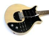 E-Gitarren-Bausatz MBM Custom Mahagoni