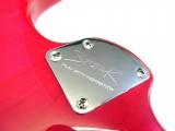 E-Gitarren-Bausatz RF-150 Transparent Hot Pink