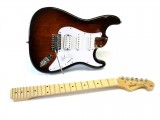 E-Gitarren-Bausatz RF-150 Tobacco Sunburst