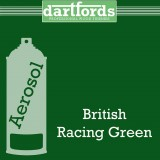 Nitrocellulose Lack Spray / Aerosol Britsh Racing Green 400ml