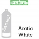 Nitrocellulose Lack Spray / Aerosol Arctic White  400ml