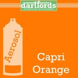 Nitrocellulose Lack Spray / Aerosol Capri Orange  400ml