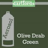 Nitrocellulose Lack Spray / Aerosol Olive Drab Green 400ml