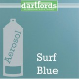 Nitrocellulose Lack Spray / Aerosol Surf Blue 400ml