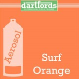Nitrocellulose Lack Spray / Aerosol Surf Orange 400ml