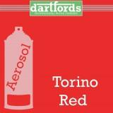 Nitrocellulose Lack Spray / Aerosol Torino Red 400ml