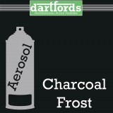 Nitrocellulose Lack Spray / Aerosol Charcoal Frost Metallic 400ml