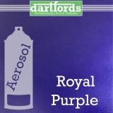 Nitrocellulose Lack Spray / Aerosol Royal Purple Metallic 400ml