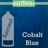 Nitrocellulose Lack Spray / Aerosol Cobalt Blue 400ml