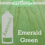 Nitrocellulose Lack Spray / Aerosol Emerald Green 400ml