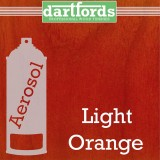 Nitrocellulose Lack Spray / Aerosol Light Orange 400ml