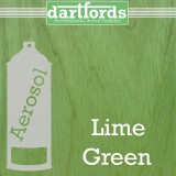 Nitrocellulose Lack Spray / Aerosol Lime Green 400ml