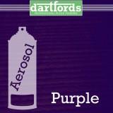 Nitrocellulose Lack Spray / Aerosol Purple 400ml