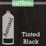 Nitrocellulose Lack Spray / Aerosol Tint Black 400ml