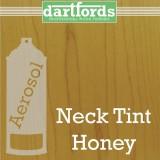 Nitrocellulose Lack Spray / Aerosol Neck Tint Honey 400ml