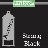 Nitrocellulose Lack Spray / Aerosol Strong Black 400ml