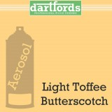 Nitrocellulose Lack Spray / Aerosol Light Toffee Butterscotch 400ml