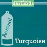 Nitrocellulose Lack Spray / Aerosol Turquoise 400ml