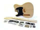 Lefthand E-Gitarren-Bausatz/Guitar Kit Style II Standard ohne Binding 2.Wahl