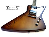 E-Gitarre Spear Buzz Dee Signature