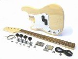 E-Bass Bausatz/Guitar Kit II linkshand