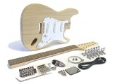 E-Gitarren-Bausatz/Guitar Kit Style I 12-saitig 2.Wahl