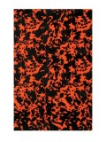 Pickguard Rohmaterial 3-lagig  45 x 29 cm Wildcat Orange