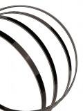 Binding-Material 3-ply schwarz/weiß/schwarz 1700 x 6 x 1,5mm