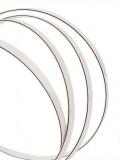 Binding-Material 3-ply weiß/schwarz/weiß 1700 x 6 x 1,5mm