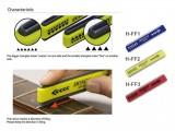 Hosco Japan Bundfeile / Fret File 3,0mm